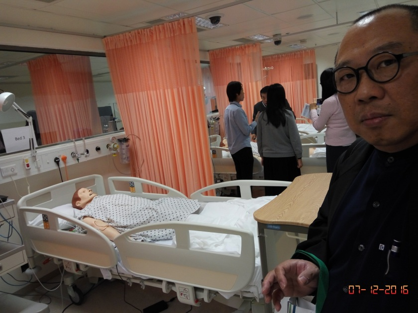 One of the most popular degree programmes of OUHK is the nursing programme.