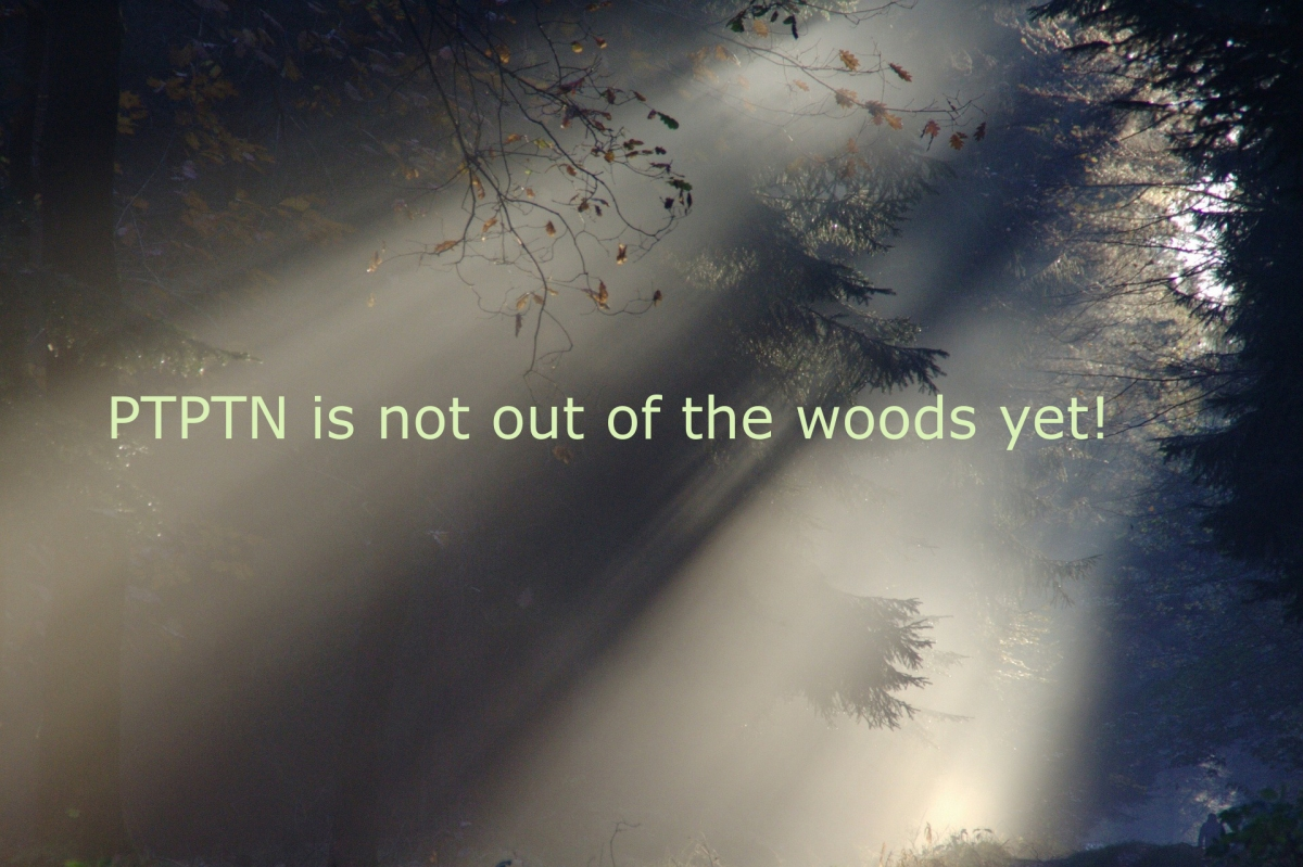 Is PTPTN out of the woods?